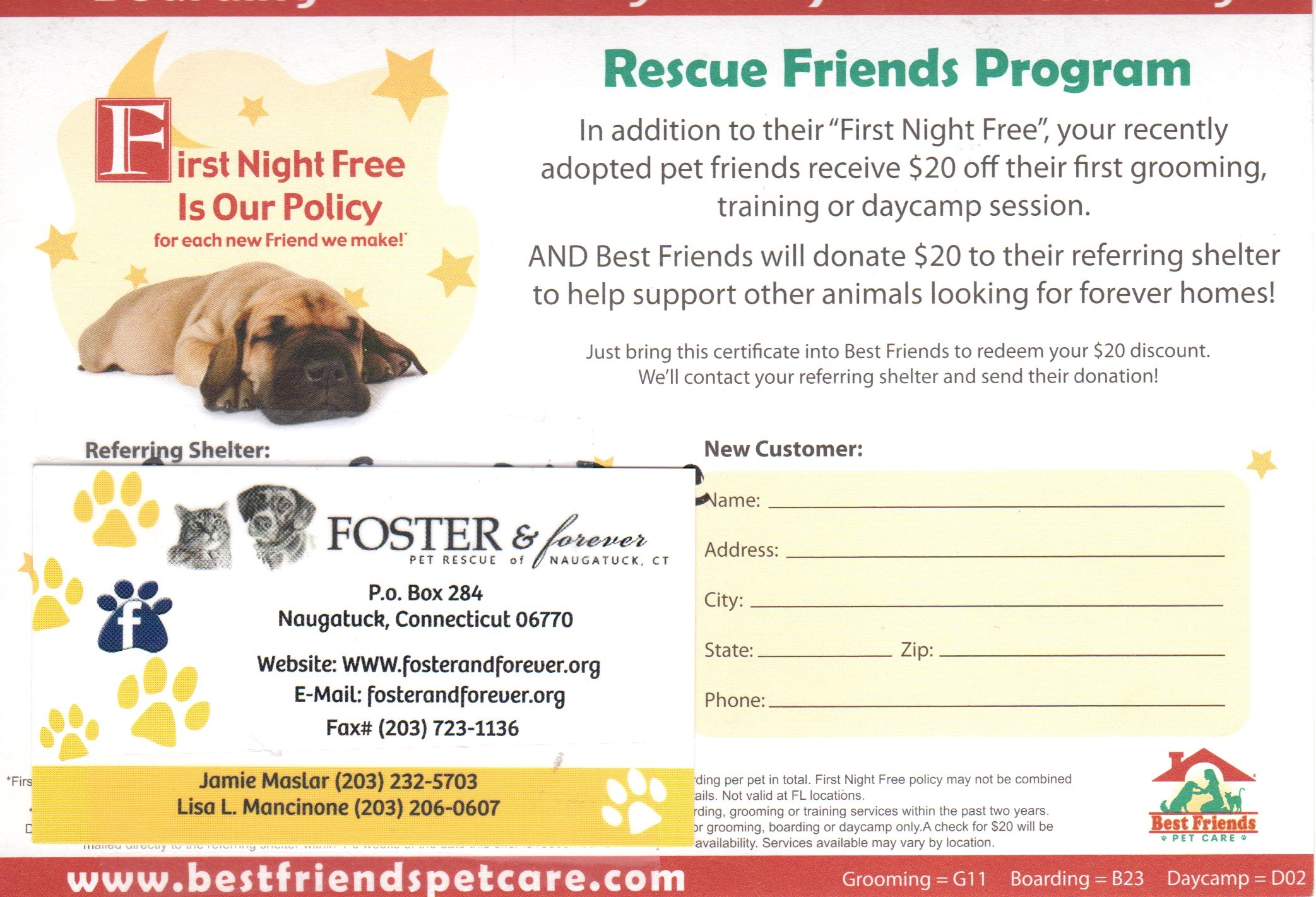 How Can You Help? – Foster and Forever Pet Rescue